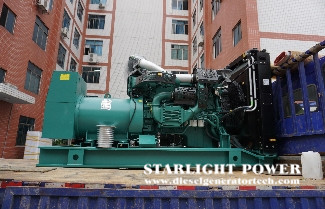 How to Clean the Filter of Volvo Diesel Generator Set?