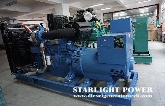 Phenomenon When The Transformer Oil Level of Silent Generator Set is Abnormal